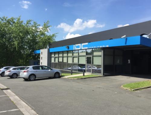 Une nouvelle presse offset pour IDC Imprimerie